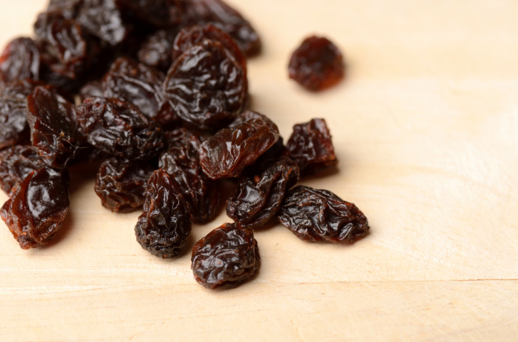 Raisin Meditation