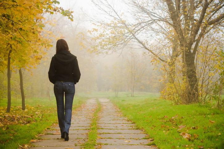 How to Do Walking Meditation