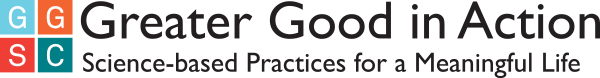 Greater Good in Action logo